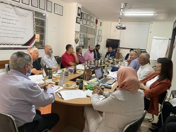 """نشر الدراسة العلمية حول الانعكاسات النفسية لـ """"جائحة (كورونا) على الفلسطينيين"""""""