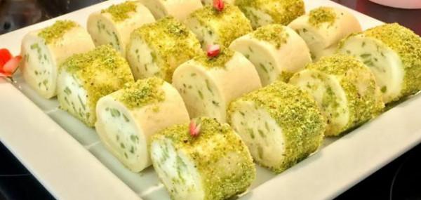 طريقة تحضير حلاوة الجبن مع منال العالم