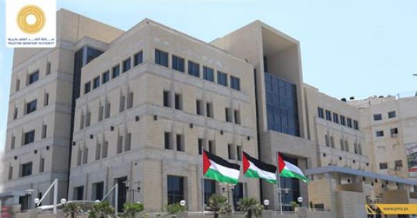 مؤشر سلطة النقد الفلسطينية لدورة الأعمال– تموز 2021: تحسن طفيف في الضفة وغزة