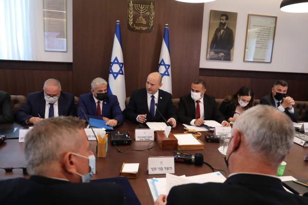 حكومة الاحتلال توافق على الموازنة العامة لعامي 2021 و2022