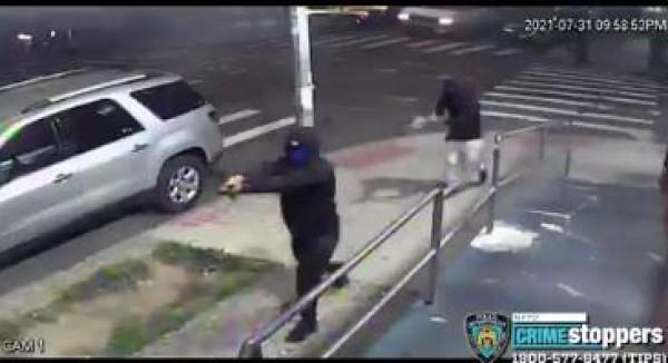 هجوم مسلح في نيويورك وإطلاق وابل من الرصاص