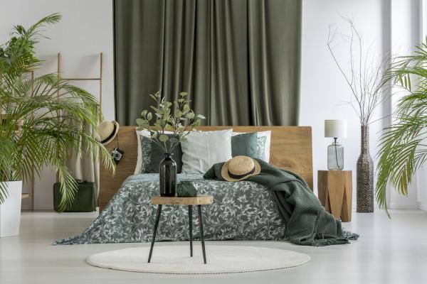 إليك كيفية تنسيق ستائر غرف النوم الحديثة