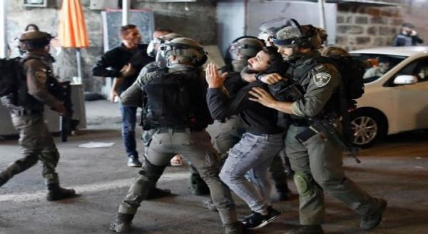 الاحتلال يعتقل ثلاثة شبان من حي الشيخ جراح