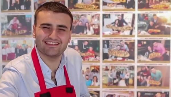 شاهد كيف شارك الشيف بوراك في إخماد حرائق أنطاليا