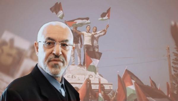 البرديني: فلسطين اليوم تفخر بأبنائها وبناتها وهم يصنعون المجد