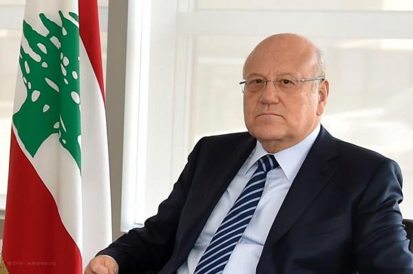 ميقاتي: تقدم بطيء تحقق صوب تشكيل الحكومة اللبنانية