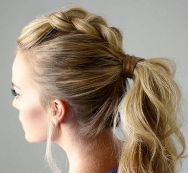 شاهدي: أنسب تسريحات الشعر للمرأة الرياضية