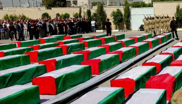 مظاهرة في نيويورك تطالب باسترداد جثامين الشهداء الفلسطينيين المحتجزة لدى الاحتلال