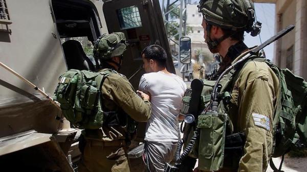 الاحتلال يعتقل مواطنًا جنوب طوباس