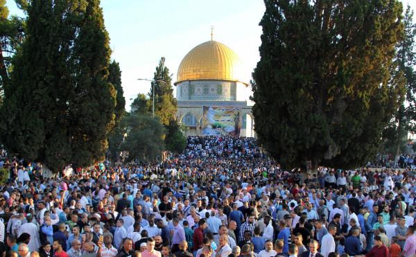 مؤسسة القدس الدولية تدعو المقدسيين للنفير العام في الأقصى ومدينة القدس
