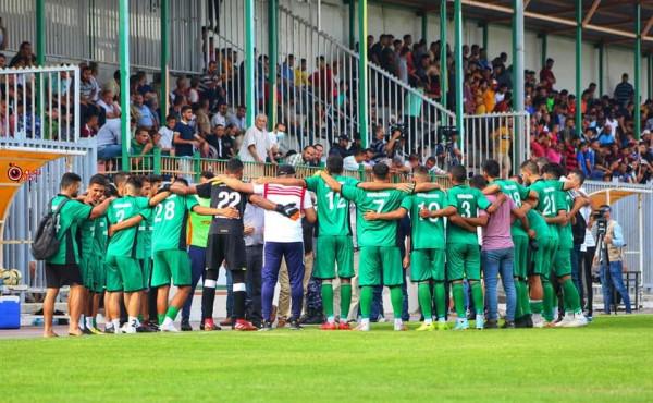 اتحاد الشجاعية يحقق رقماً قياسياً بفوزه العاشر على التوالي في كرة القدم الفلسطينية
