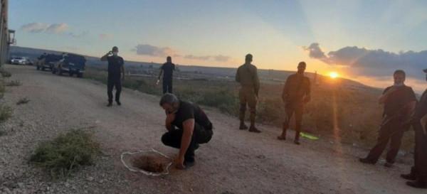 من خلال نفق.. ستة أسرى فلسطينيين يهربون من سجن جلبوع قرب بيسان   9999132176