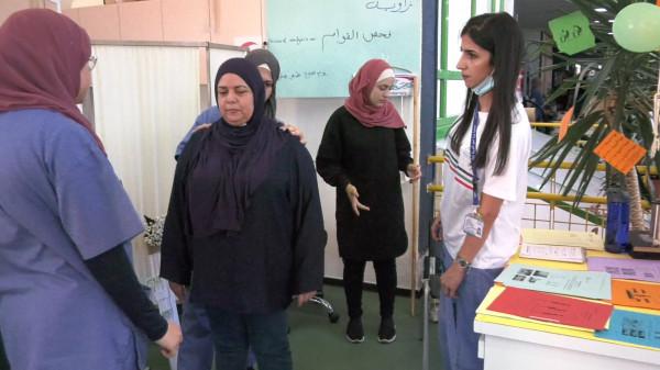 جمعية بيت لحم العربية للتأهيل تنظم فعاليات توعوية بمناسبة اليوم العالمي للعلاج الطبيعي