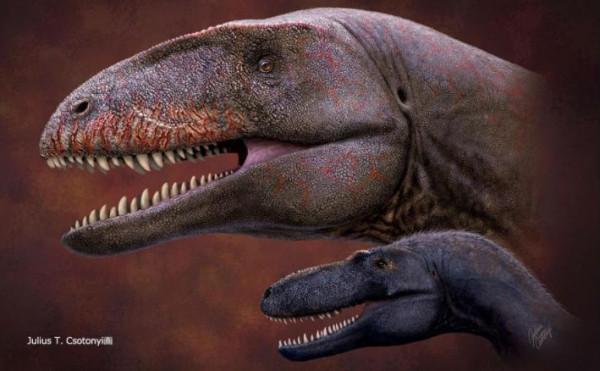 اكتشاف ديناصورات شرسة يبلغ عمرها 90 مليون سنة