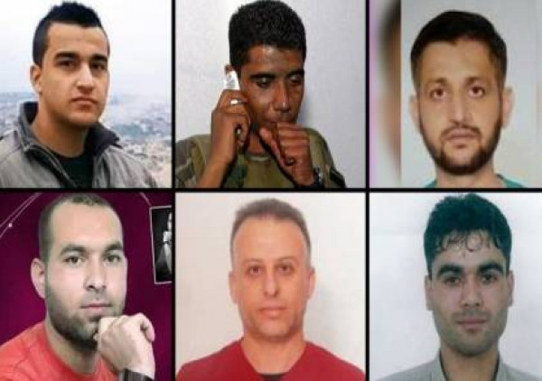 القناة 13: اعتقال الاسرى الستة سيؤدي لمواجهات واسعة بالقدس والضفة وغزة وحدود لبنان