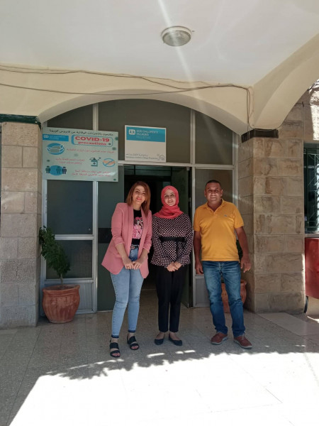 تنمية رام الله تتفقد الأطفال في مؤسسات الرعاية في بيت لحم
