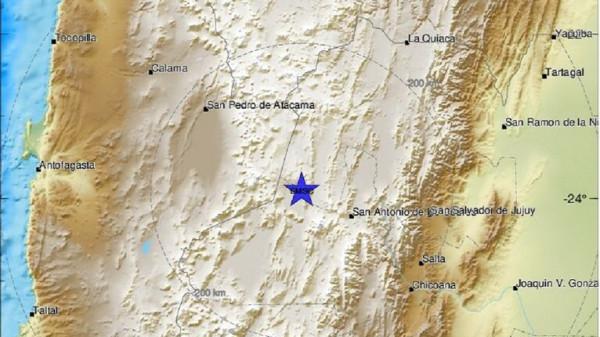 الأرجنتين: هزة أرضية بقوة 6.2 درجة تضرب البلاد