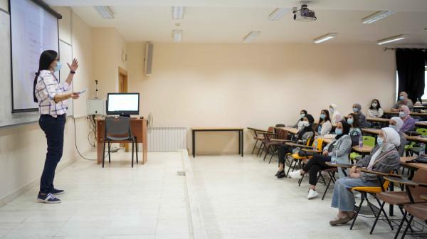 انطلاق العام الأكاديمي 2021-2022 في جامعة بيرزيت وجاهياً