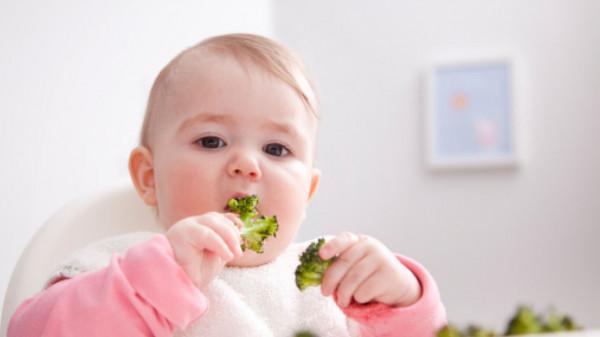 ماذا يحدث لطفلك عند تناوله للبروكلي؟