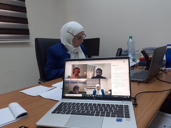 شرشير تبحث مع ممثلين عن وكالة التنمية البلجيكية سبل التعاون المشترك