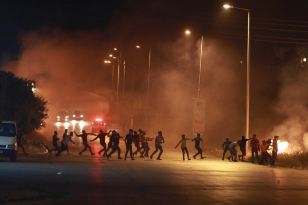 إصابات واعتقالات خلال مواجهات مع الاحتلال ببيت لحم ونابلس وجنين