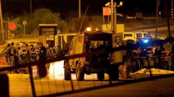بيت لحم: الاحتلال يغلق مدخل بيت فجار