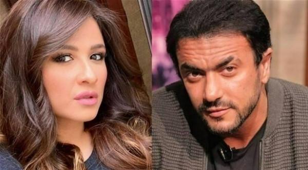 بعد تحسن حالتها الصحية.. شاهد ماذا فعل أحمد العوضي لياسمين عبدالعزيز