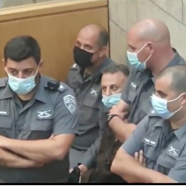 """""""الخارجية والمغتربين"""": ما يتعرض له الأسرى الأربعة إرهاب دولة منظم"""
