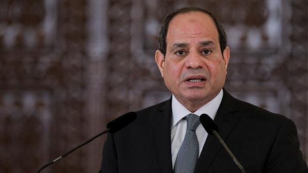 السيسي: مصر ستدعم العراق لاستعادة مكانته التاريخية ودوره العربي