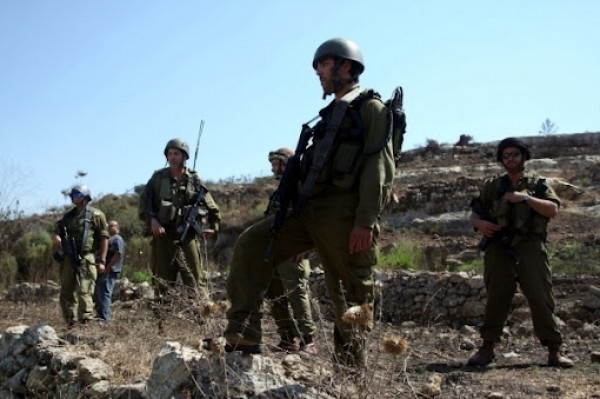 الاحتلال يهدد بمصادرة أراض في دير السنة بجبل المكبر