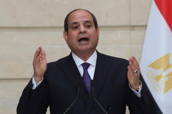 رداً على الخارجية الأمريكية.. السيسي ينفي وجود انتهاكات حقوقية في مصر