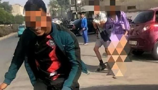 المغرب: رفع فستانها وتحرش بها في وسط الشارع