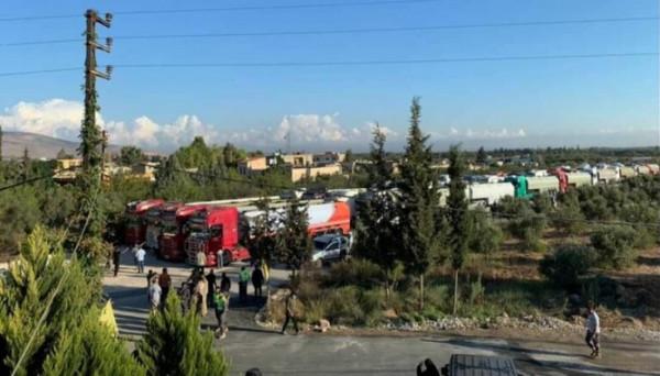 لبنان: بدء إدخال الوقود الإيراني عبر الحدود مع سوريا