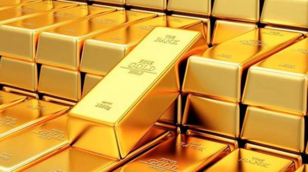انخفاض أسعار الذهب إلى 0.4% في المعاملات الفورية