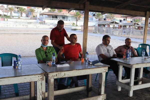 منتدى الإعلاميين الفلسطينيين ينظم رحلة ترفيهية للصحفيين برعاية بلدية غزة
