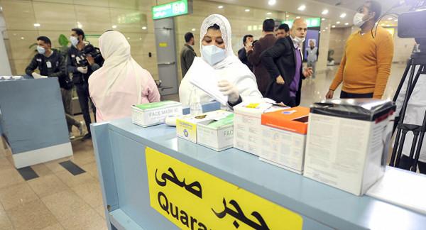 الصحة المصرية: 84% نسبة التعافي من فيروس (كورونا)