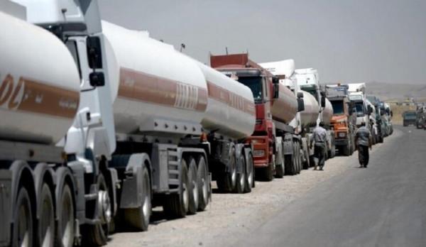 """الاحتلال يقرر عدم """"الإضرار"""" بشاحنات النفط الإيرانية المتجهة إلى لبنان"""