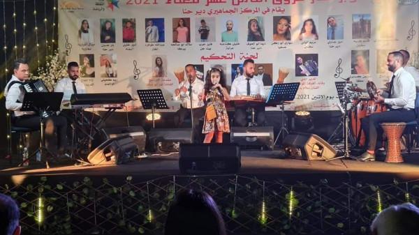 دير حنا: إعلان نتائج سوبر ستار العرب