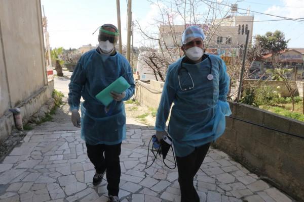 فلسطين تواصل تسجيل أرقام مرتفعة بعدد إصابات ووفيات (كورونا)