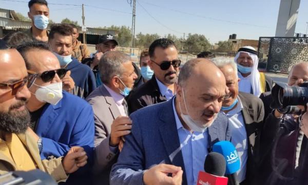 القدوة: مبادرة الملتقى تحتاج لكي تبدأ إلى موافقة فتح أو حماس أو طرف ثالث
