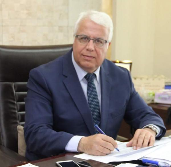 عماد الخطيب نائبًا تنفيذيًا لرئيس جامعة القدس في حرم المدينة
