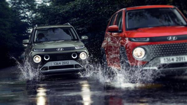 هيونداي تكشف أسعار ومميزات سيارتها الجديدة من طراز كاسبر
