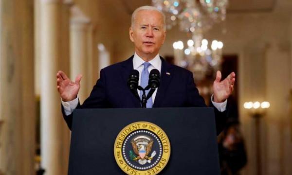 الرئيس الأمريكي: لا نسعى إلى حرب باردة جديدة مع الصين