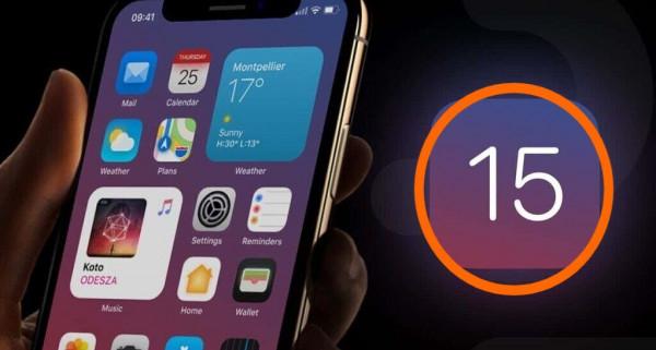 """كيفية تحميل نظام تشغيل آيفون الجديد """"iOS 15"""""""