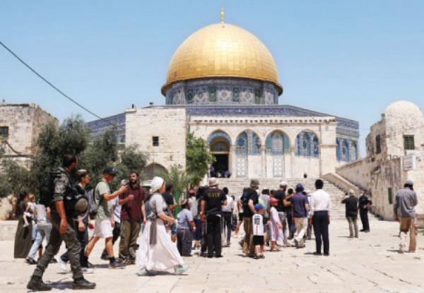 هيئة مقدسية: الاحتلال يستغل الأعياد للمضي في تهويد القدس والأقصى