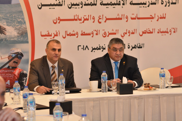 الكويت تدعو فلسطين للمشاركة بالدورة التدريبية الأساسية لإعداد مدربي العاب القوى