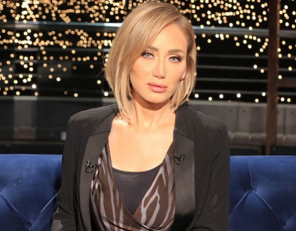 الإعلامية المصرية ريهام سعيد تعلن عن إصابتها بفيروس (كورونا)