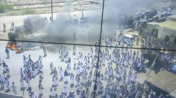 السودان: إغلاق مطار بورتسودان احتجاجاً ورفضاً لـ(مسار الشرق)