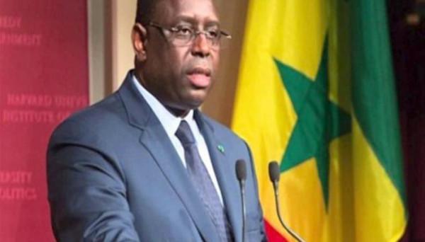 الرئيس السنغالي يدعو لإحقاق حق الشعب الفلسطيني في إقامة دولته