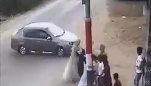 مصر:13 ثانية كانت كافية لتحول عرس إلى كارثة